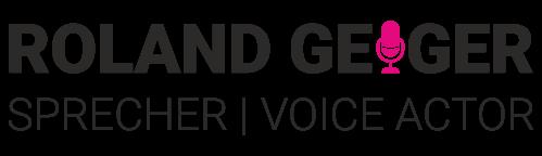 Stimmenimitator und Sprecher Roland Geiger