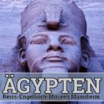 """Roland Geiger spricht den Audioguide für das Reiss-Engelhorn Museum - Ausstellung """"Ägypten"""""""